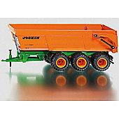 Siku Joskin 3-Axled Tipping Trailer 2892 For 1:32 Model Farm Toy Tractors