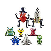 The In Thing Bin Weevils Weevils & Binbot Figure Packs - Assortment - Colours & Styles May Vary