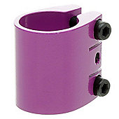 Slamm Rage Triple Collar Clamp - Purple