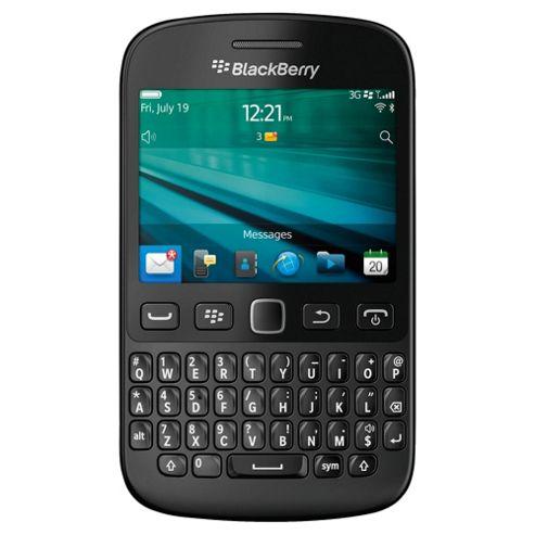 Tesco Mobile BlackBerry® 9720 Black