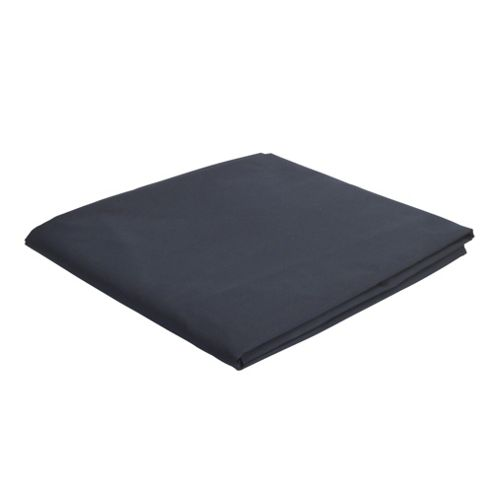 Tesco King Size Fitted Sheet, Black