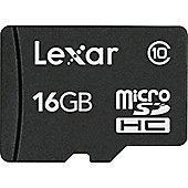 Lexar 16 GB microSDHC