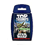 Top Trumps - Star Wars Clone Wars 3 Rise Of The Bounty Hunters