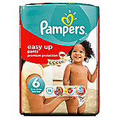 Pampers Easy Upscarry Pk Size6 19 Nappies