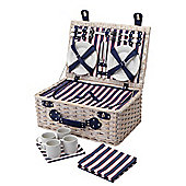 KitchenCraft Coolmovers 52cm Lighthouse Picnic Hamper
