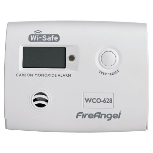 Fire Angel Wi-Safe Carbon Monoxide Alarm