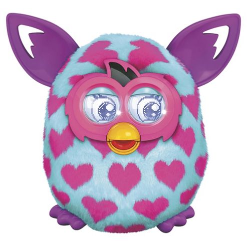 Furby Boom Sweet Pink Hearts