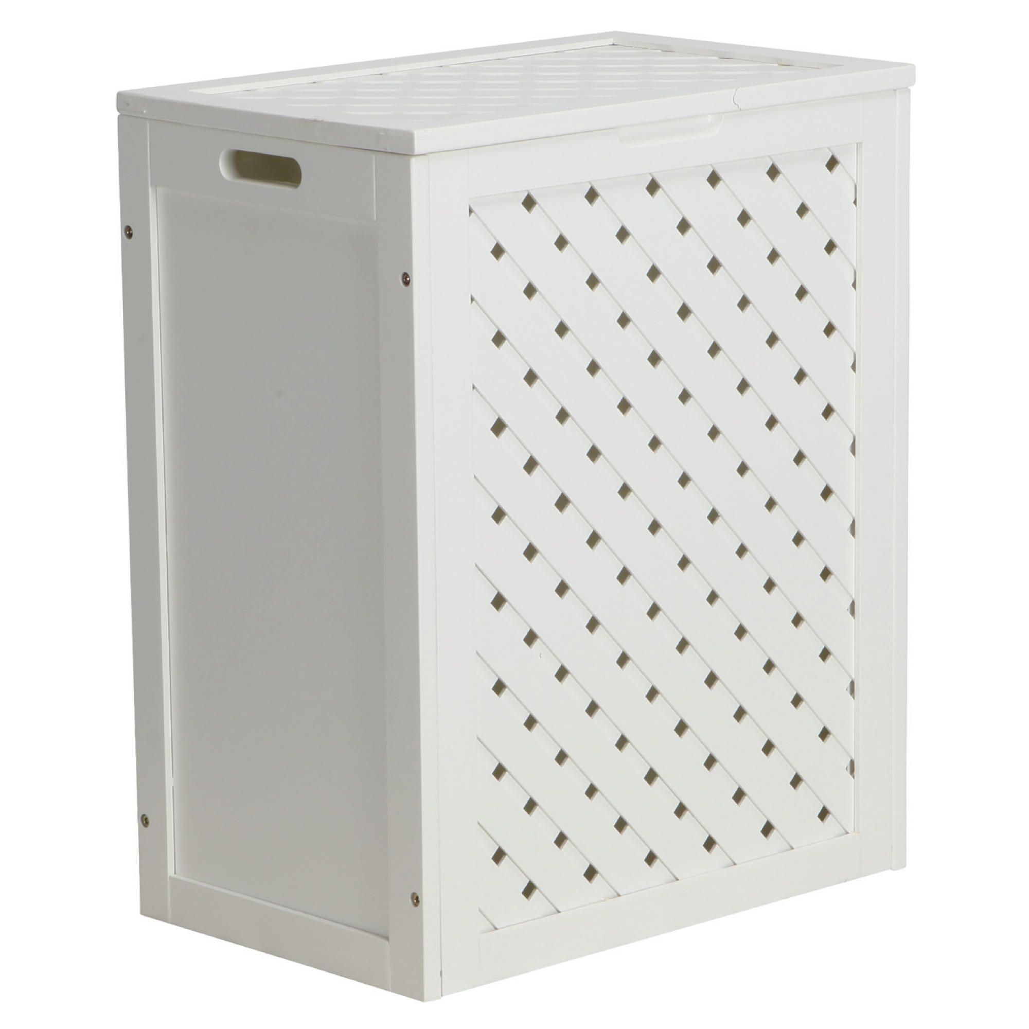 TheBathOutlet offers modern & contemporary laundry baskets in a variety of different styles and finishes to suit your own unique bathroom design. Before you are ready to purchase, get ideas by looking through our high quality products, read customer reviews, and get tips and information from our product Q/A's.