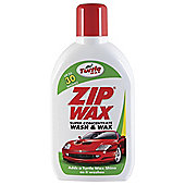 Turtle Wax Zip Wax Super Concentrate Wash & Wax 500ml