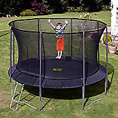 TP251 Genius Round SurroundSafe 12ft Trampoline