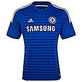 2014-15 Chelsea Adidas Home Football Shirt - Blue