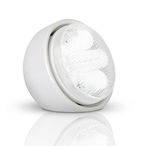 MiniSun Compact SAD Light in Gloss White