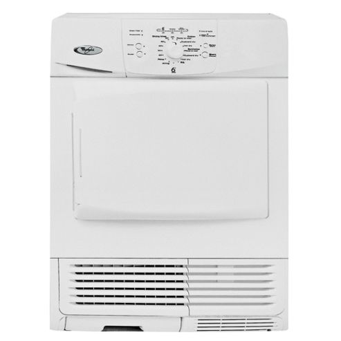 Whirlpool AWZ7913 White Condenser Tumble Dryer
