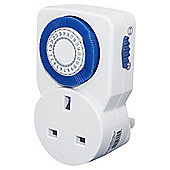 Tesco Energy Saving 24Hr Mechanical Timer