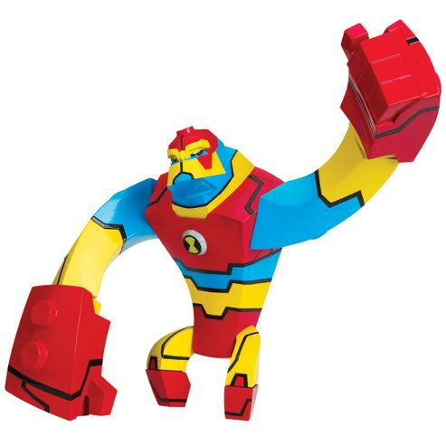 Ben 10 Omniverse Alien Collection Figure - Bloxx