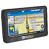 ProNav PNN350 HGV 5ich WEU Maps Sat Nav