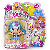 Pinypon Scented Doll - Blue Hair