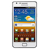 SIM Free Unlocked Samsung Galaxy S II White