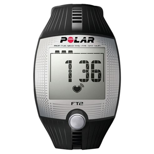 Polar Heart Rate Monitor FT2, Grey