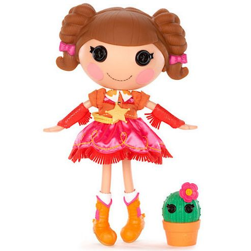MGA Entertainment Lalaloopsy Prairie Dusty Trails Doll