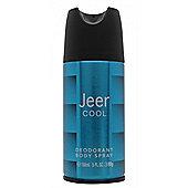 Jeer Cool Deodorant Body Spray 150ml