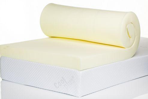Buy Bodymould 4 Single Memory Foam Mattress Topper From Our Mattress Toppers Range Tesco