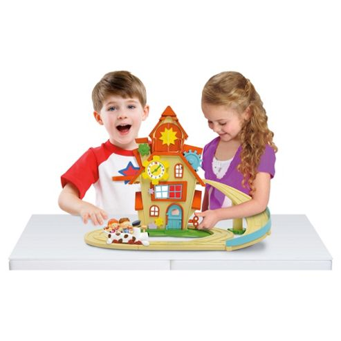 Tickety Toc Clock House Playset
