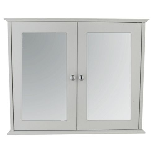 Buy Sheringham White Wood Double Door Bathroom Cabinet From Our Bathroom Wall Cabinets Range Tesco
