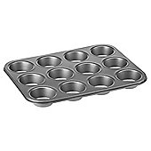 Go Cook Professional 35x27cm 12 Cup Muffin Pan