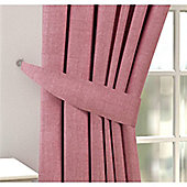Viva 1 pair 26 Inch Tie-Backs - Pink
