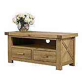 Mark Harris Avignon Medium Oak TV Stand