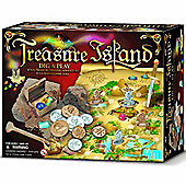 Great Gizmos Dig and Play Treaure Island
