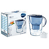 BRITA Marella XL 3.5 Litre Water Filter Jug, Blue