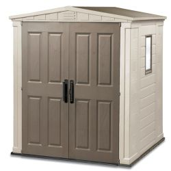 Keter 6 x 6 Apex Shed