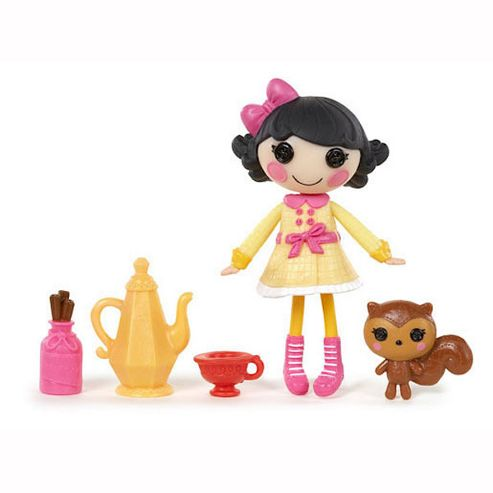 Mini Lalaloopsy Doll - Snowy Fairest