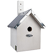 Fallen Fruits Blue Tit Nest Box (White) Fsc 100%