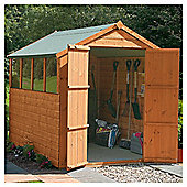 Mercia 10x6 Shiplap Apex Shed