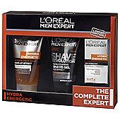 L'Oreal Paris Men Expert: The Complete Expert Gift Set