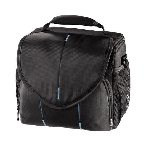 Hama Canberra 140 Camera Bag Black/Blue 103681