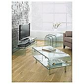Geneva Glass Tv Unit