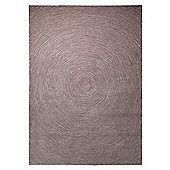Esprit Colour in Motion Sand / Beige Contemporary Rug - 70cm x 140cm