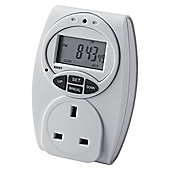 Tesco Energy Saving 7 Day Electronic Timer