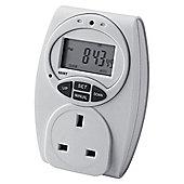 Tesco Energy Saving 7 Day Electronic Timer