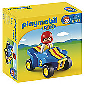 Playmobil 6782 1.2.3 Quad Bike