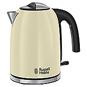 Russell Hobbs Colours 20415 Plus Jug Kettle, 1.7L - Cream
