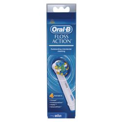 Oral B Floss Action Refill Heads (4 pack)