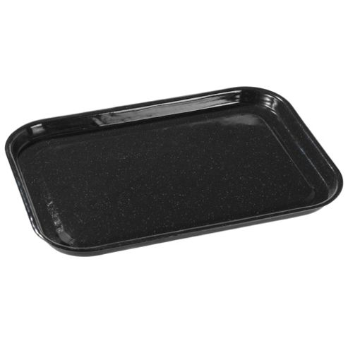 Tesco 38cm Vitreous Enamel Baking Tray