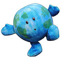 Celestial Buddies - Earth Cuddly Toy