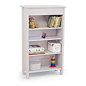 Milkshake White Bookcase - 3 Shelf