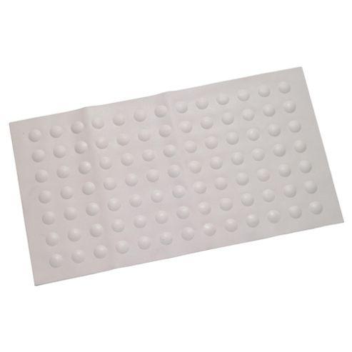 buy tesco bubble bath mat white from our bath mats range. Black Bedroom Furniture Sets. Home Design Ideas